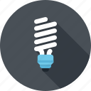 bulb, ecology, energy, idea, light, power, saving icon