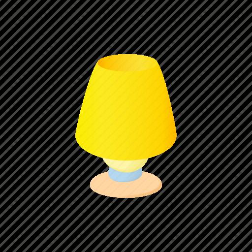 cartoon, domestic, floor, home, interior, lamp, light icon