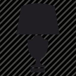 decor, lamp, light, lighting icon