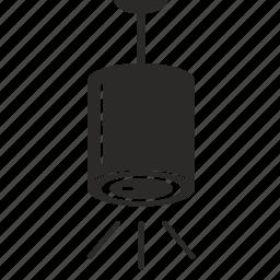 lamp, light, lighting, spotlight icon