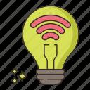 smart, light, bulb