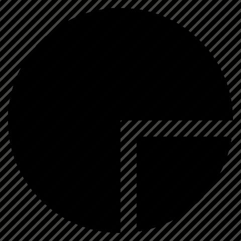chart, diagram, pie, report, statistics icon