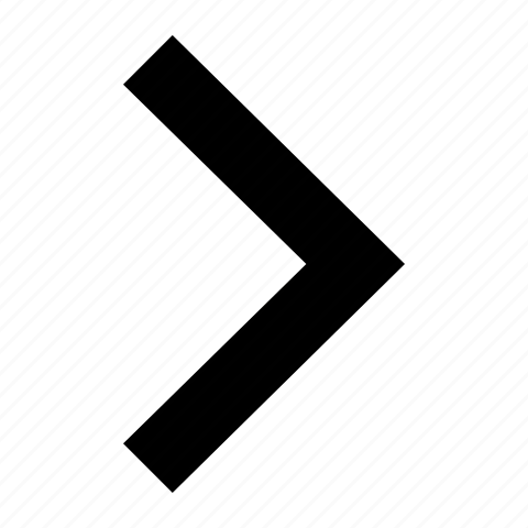 arrow, chevron, direction, forward, move, next, right icon