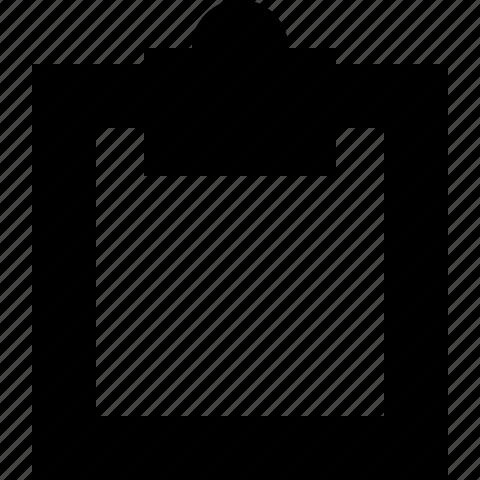clipboard, copy, paste icon