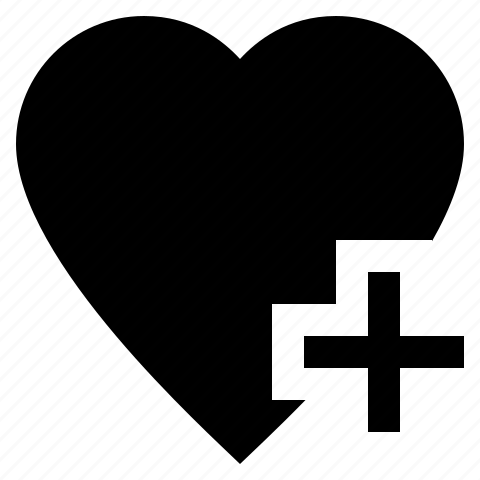 add, bookmark, favorite, heart, like, plus icon