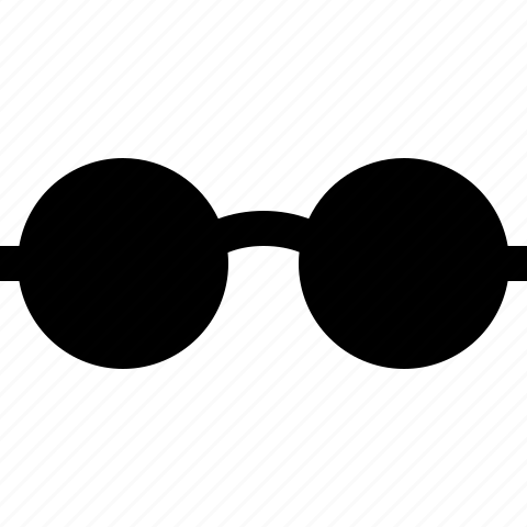 find, glasses, view icon