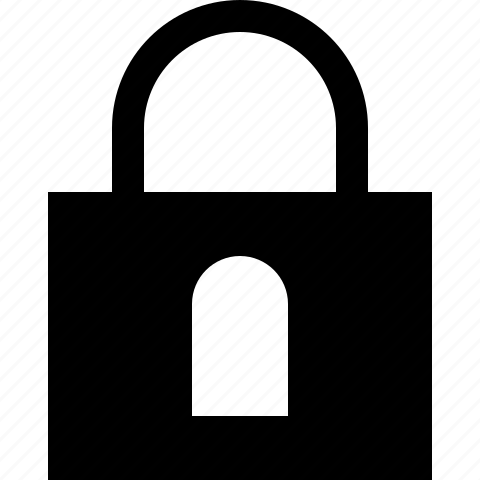 lock, locked, password, protection, secure, security icon