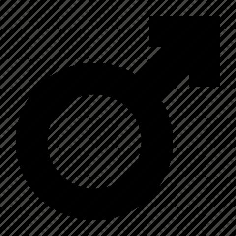 gender, male, man, symbol icon
