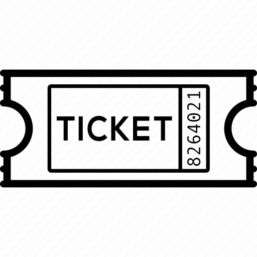 Docket, paper, ticket icon - Download on Iconfinder