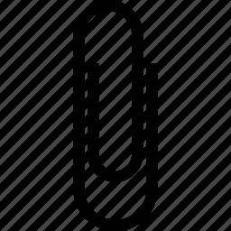 clip, paperclip icon