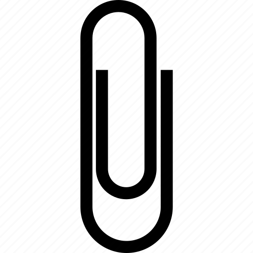 Clip, paperclip icon - Download on Iconfinder on Iconfinder