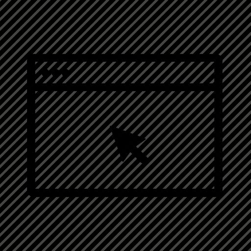 Browser, internet, web, website icon - Download on Iconfinder