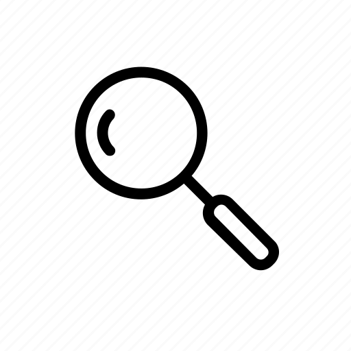 find, glass, magnifier, search, seo, zoom icon