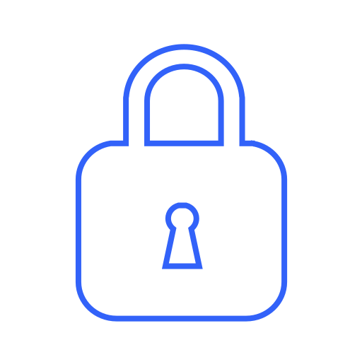 lock, locked, password, privacy, protection, secure, security icon