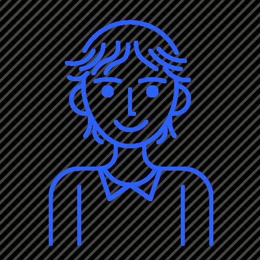 avatar, id, man, people, user icon
