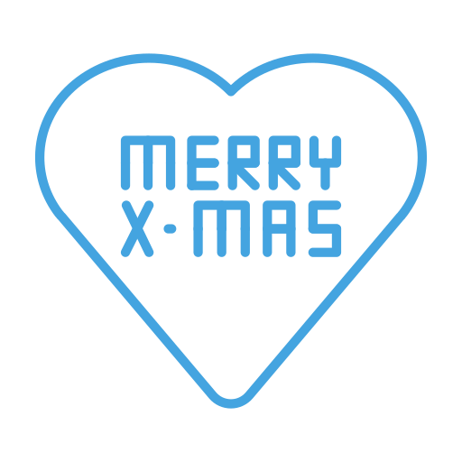 Christmas, favourite, heart, love, merry icon - Free download