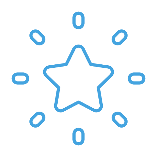 Bright, favourite, light, star, stargaze icon - Free download