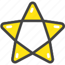 baby, bookmark, business, internet, network, party, star icon