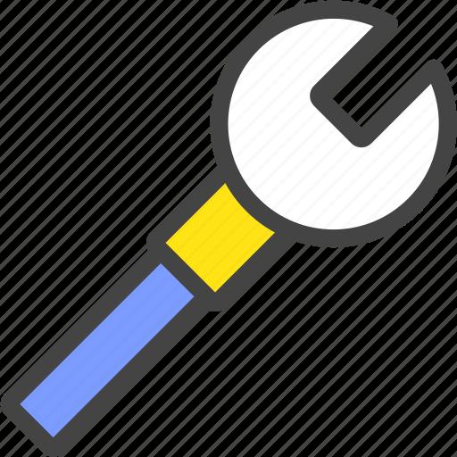 construction, fix, repair, tool icon