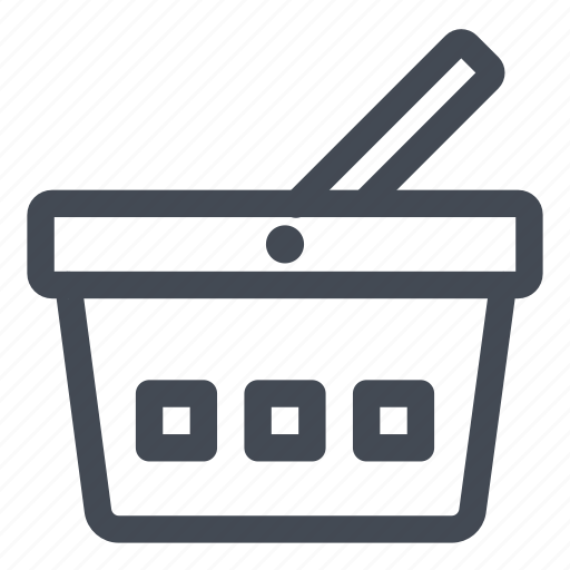 basket, buy, products, shopping icon
