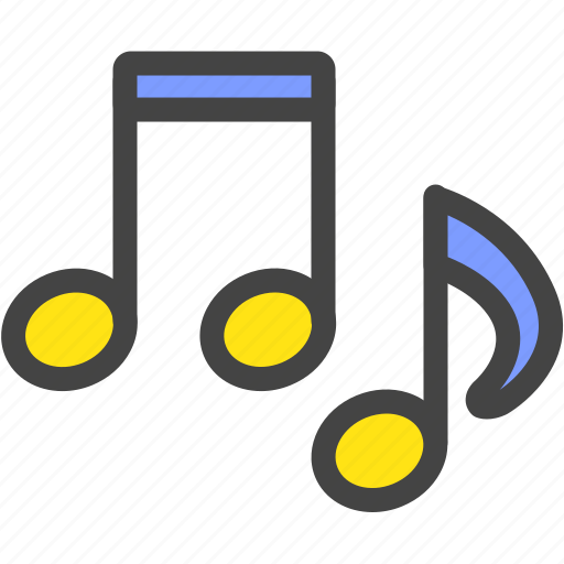 class, music, note, school, sing, song icon