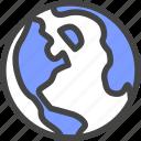 geography, globe, map, school, world