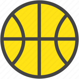 ball, basketball, physical, physical education icon