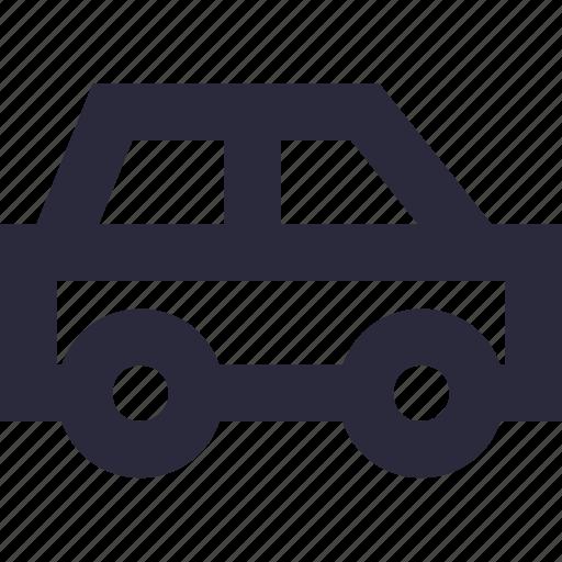 auto, automobile, car, luxury car, road transport, sedan, transport, travel, vehicle icon