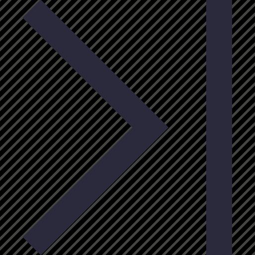 arrow, fast forward, forward arrow, forward button, multimedia button icon