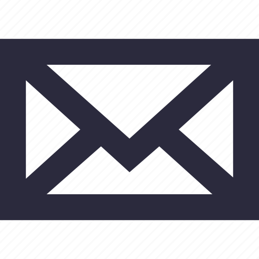 email, envelop, letter, mail, message icon