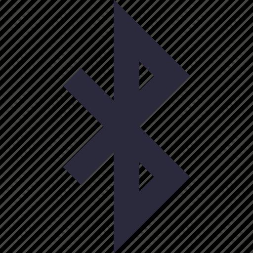 bluetooth, bluetooth sign, data sharing, technology, wireless icon