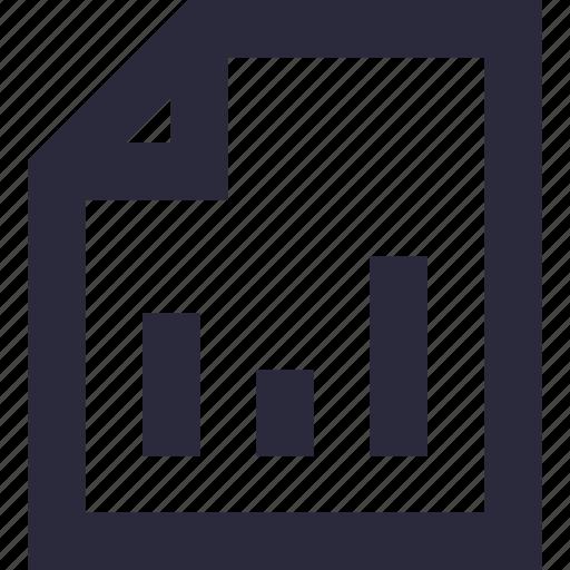 analytics, bar chart, bar graph, graph report, report icon