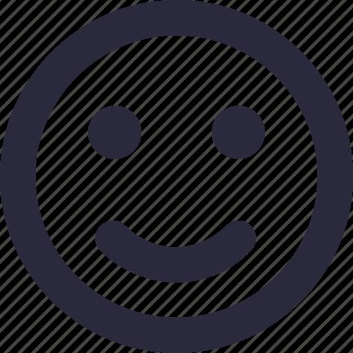 emoji, emoticon, happy, smiley, smiley face icon