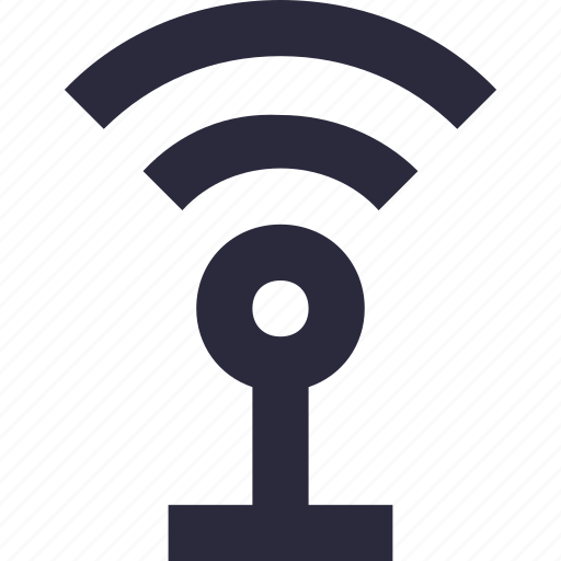 antenna, signal tower, wifi antenna, wifi signals, wifi tower icon