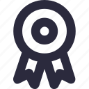 award, award badge, award ribbon, badge, premium icon