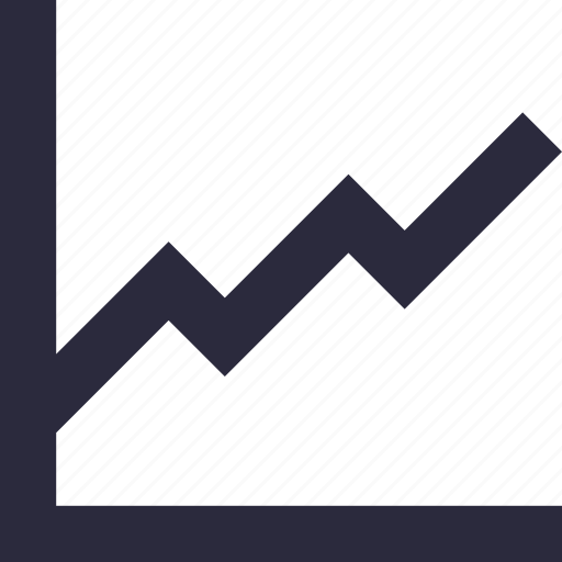bar graph, bars graphic, financial chart, growth chart, statistics icon