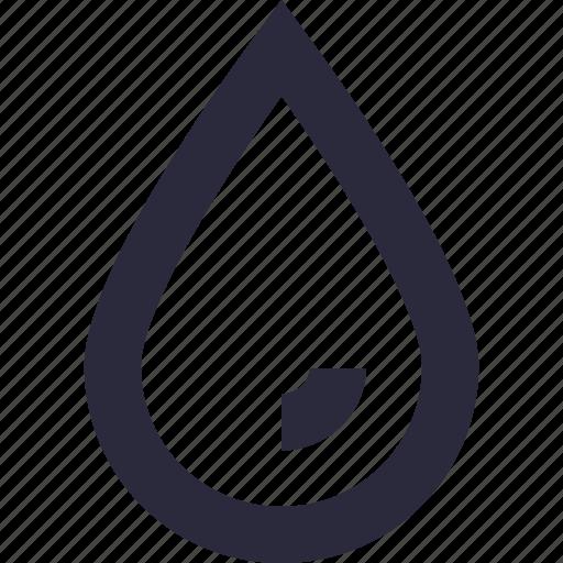 aqua, drop, droplet, raindrop, water drop icon