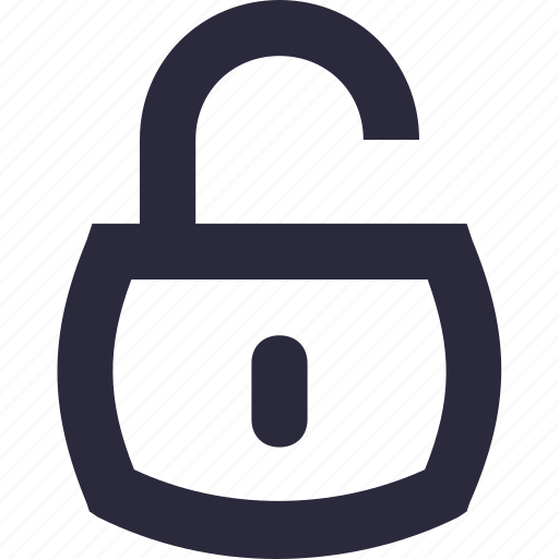 access, padlock, password, security, unlock icon