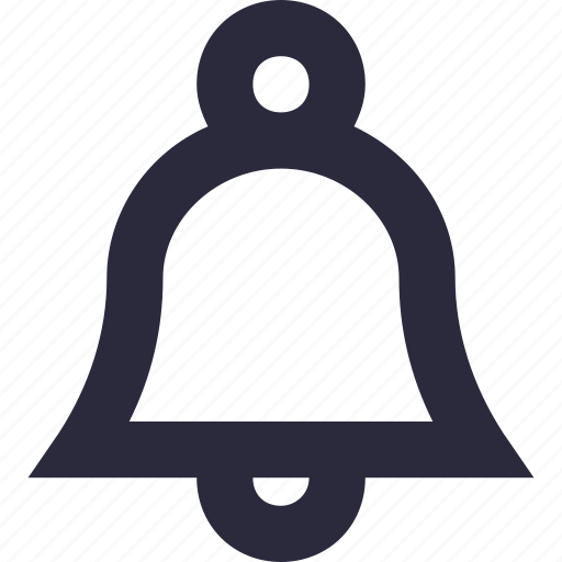 bell, christmas bell, church bell, ringing bell, school bell icon