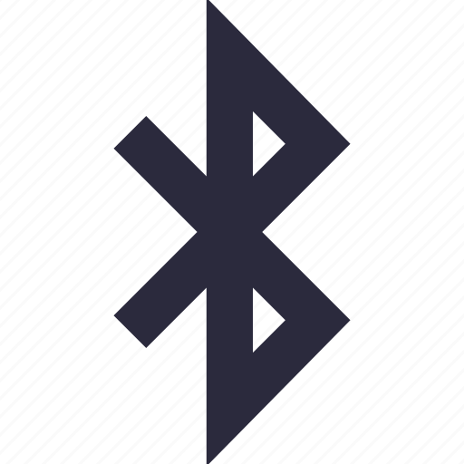 bluetooth, bluetooth sign, data sharing, technology, wireless connectivity icon