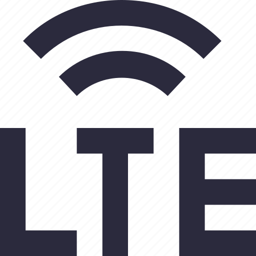 lte, mobile data, mobile network, network, signals icon