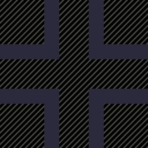 expand, fullscreen, maximize, screen size, square icon
