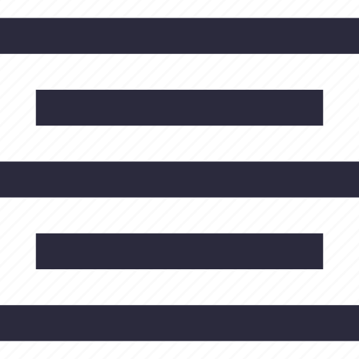 alignment, center align, sorting, text, text lines icon