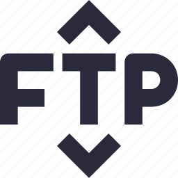 data share, file transfer protocol, ftp, hosting, networking icon
