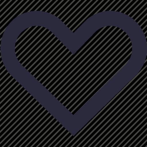 favourites, heart, heart shape, like, love icon
