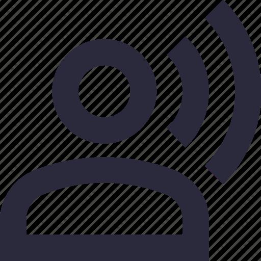 internet surfer, user, wifi, wifi user, wireless internet icon