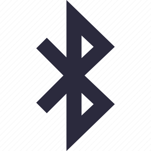 bluetooth, bluetooth sign, connectivity, data sharing, technology icon