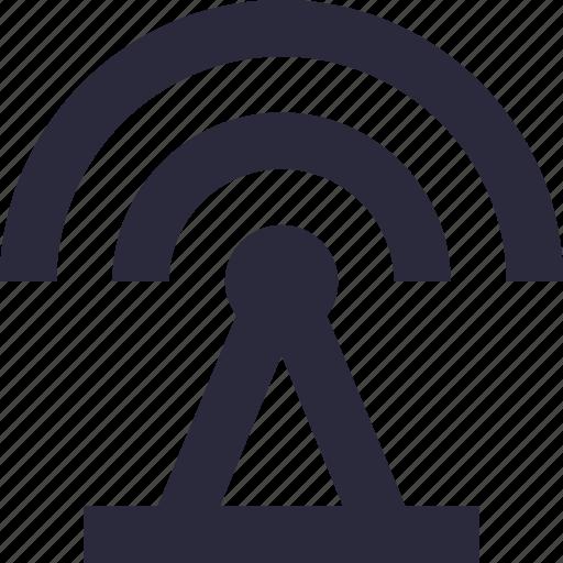 signal tower, wifi, wifi antenna, wifi tower, wireless network icon