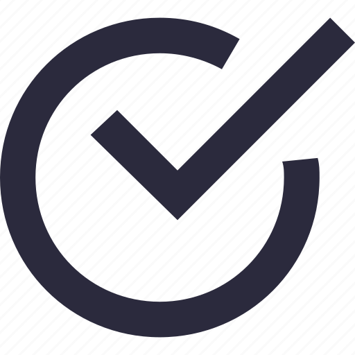 Accept, approved, checkmark, tick, verify icon - Download on Iconfinder