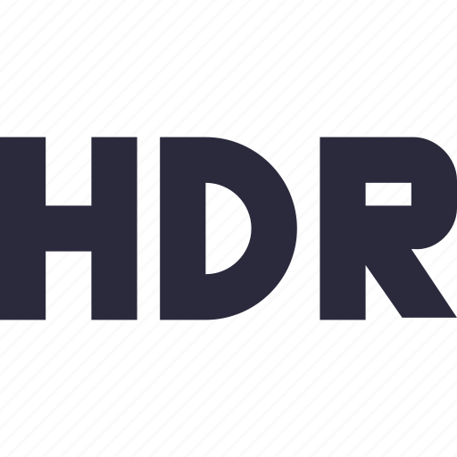 dynamic range, hdr, imaging, photographic technique, photography icon